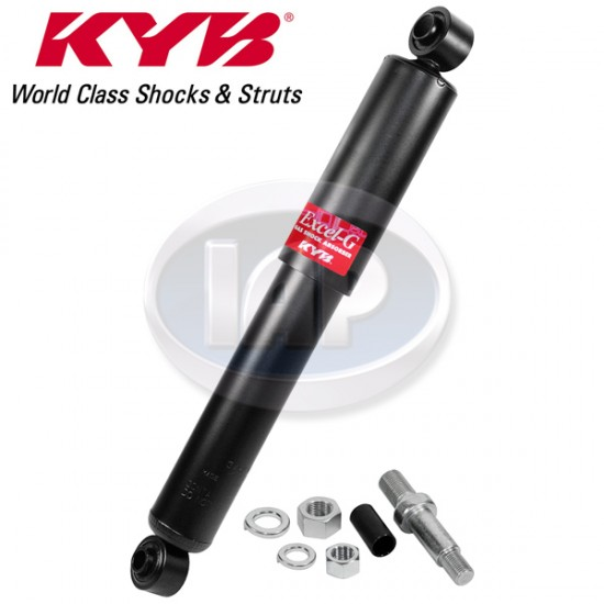 KYB Shock Absorber, Front, Link Pin, Lowered, Excel-G