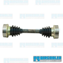 Axle Assembly, 90mm CV, A/T, Left