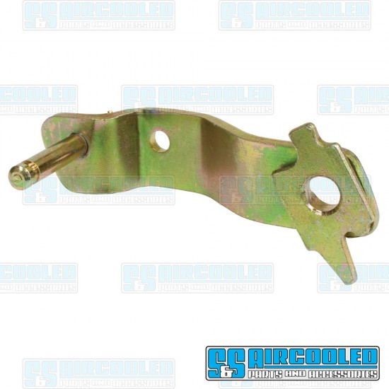 Accelerator Pedal Arm with Roller Pin