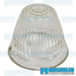 Turn Signal Lens, Front, Left or Right, Clear