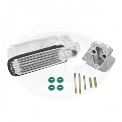 Oil Cooler Kit, Doghouse Style