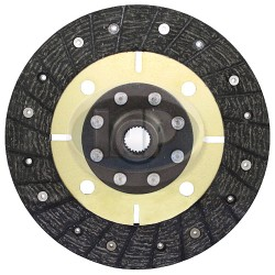 Clutch Disc, 200mm, Rigid Center, Kush-Lock Style