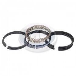Piston Ring Set, 83mm (2mm x 2mm x 4mm), Chrome Top Ring