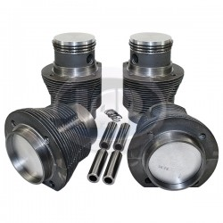 Piston & Cylinder Set, 83 x 64mm, Cast
