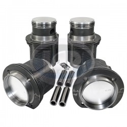 Piston & Cylinder Set, 90.5 x 69mm, Cast