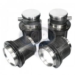 Piston & Cylinder Set, 94 x 69mm, Cast