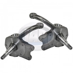 Spindles, Ball Joint, Disc Brakes, Stock