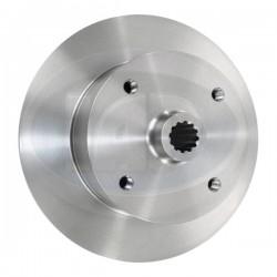 Brake Rotor, Rear, 4x130mm, Long Spline