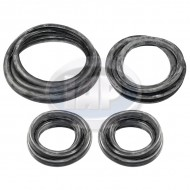Window Rubber Kit, Cal-Look, No Molding
