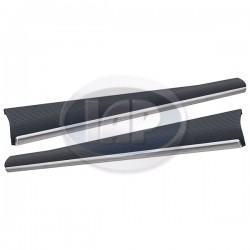 Running Boards, Heavy Duty, High Quality, w/33mm Molding