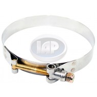 Strap, 12 Volt, Stainless Steel, Use with Alternator or Generator