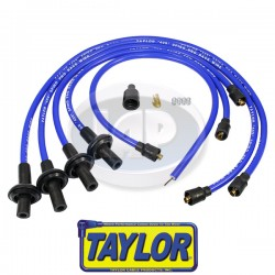 Spark Plug Wires, 10.4mm Spiro-Pro, Blue, Silicone