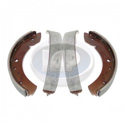 Brake Shoes, Front or Rear, Left and Right