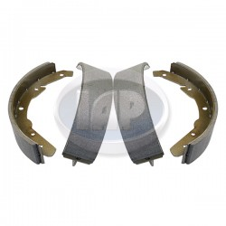 Brake Shoes, Rear, Left and Right