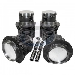 Piston & Cylinder Set, 88 x 69mm, Cast, Machine-In