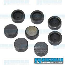Lash Caps, 8mm, Hardened