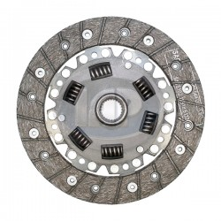 Clutch Disc, 180mm, Spring Center