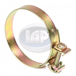 Intake Manifold Boot Clamp, Left or Right, Large