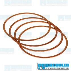 Head Gasket, 90.5-92mm, .040/1.00mm, Copper