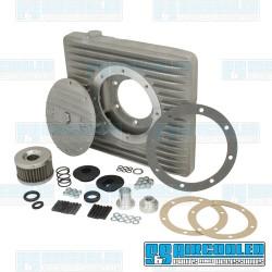 Oil Sump, 1 Quart w/Filter, Aluminum, EMPI