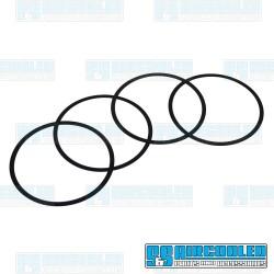 Cylinder Shims, 85.5-88mm, .020/.50mm
