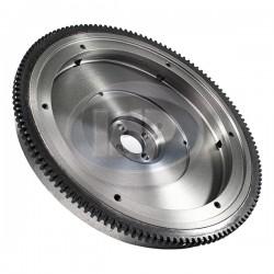 Flywheel, 200mm, Cast, Stock, 4 Dowel