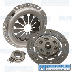 Clutch Kit, 200mm, Stock, Spring Center Disc, Late Release Bearing, China