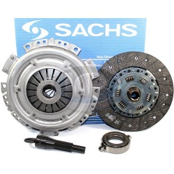 Clutch Kit, 200mm, Spring Center Disc, Early Release Bearing
