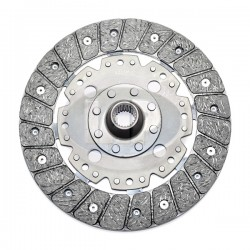 Clutch Disc, 200mm, Rigid Center