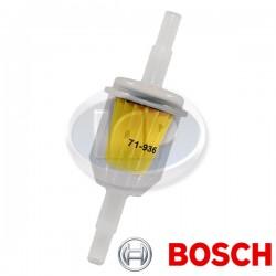 Fuel Filter, In-Line, Bosch