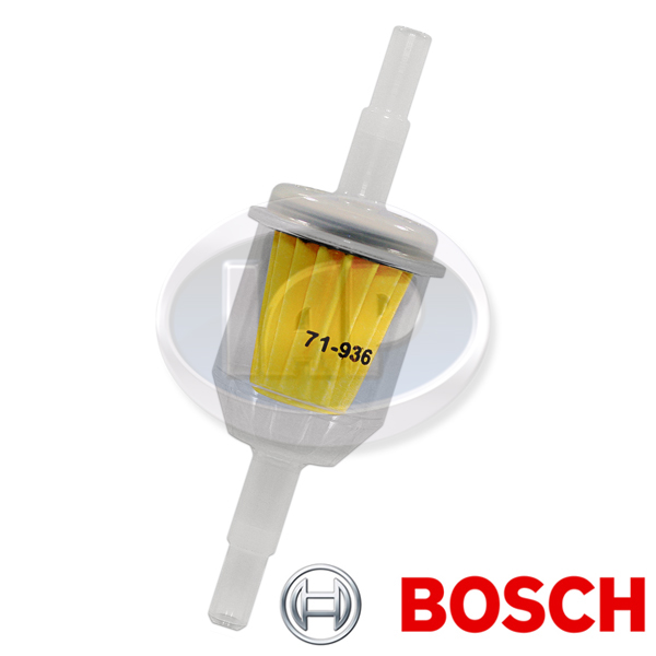 Fuel Filter, In-Line, Bosch