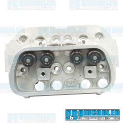 Cylinder Heads, 42x37.5mm, 90.5/92mm, Dual Springs, CNC Stage-2 Wedge-Port
