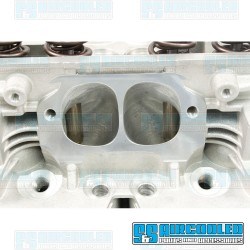 Cylinder Heads, 42x37.5mm, 90.5/92mm, Dual Springs, CNC Stage-3 Wedge-Port