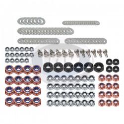 Hardware Kit, Engine Case, 159 Pc