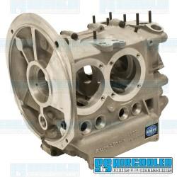 Engine Case, 90.5/92mm Bore, 8mm Studs, Bubble Top, Sand Seal, Aluminum