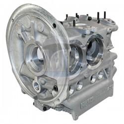 Engine Case, 94mm Bore, 8mm Studs, Pent-Roof, Aluminum