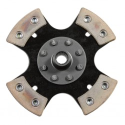 Clutch Disc, 200mm, 4-Puck
