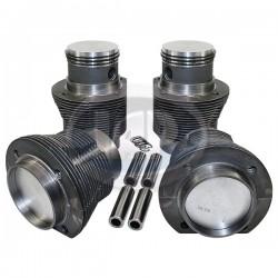 Piston & Cylinder Set, 83 x 64mm, Cast
