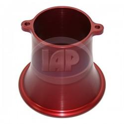 Velocity Stack, Tall, IDA, Billet Aluminum, Red