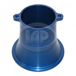 Velocity Stack, Tall, IDA, Billet Aluminum, Blue