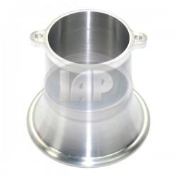 Velocity Stack, Tall, IDA, Billet Aluminum, Silver