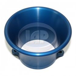 Velocity Stack, Shorty, IDA, Billet Aluminum, Blue