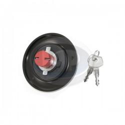 Gas Cap, Locking, Plastic
