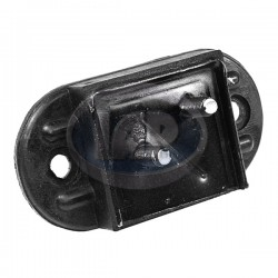 Transmission Mount, Stock, Front, Early 2-Bolt