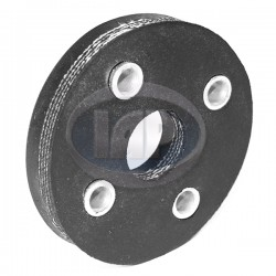 Coupling Disc, Rubber, Steering Box to Steering Shaft