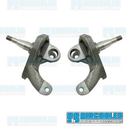 Spindles, Ball Joint, Disc Brake, 2.5in. Drop, EMPI