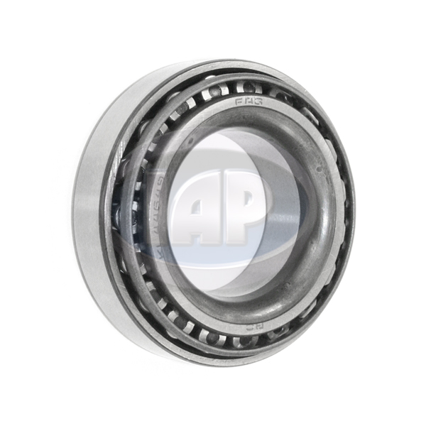 fag wheel bearing  311405625  front  inner  fits volkswagen bug  ghia and type 3 1971 Karmann Ghia 1974 Karmann Ghia