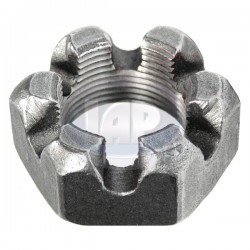 Axle Nut, 36mm, Left or Right