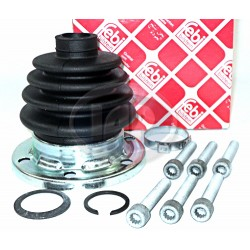 Axle Boot Kit, IRS, 100mm, Left or Right