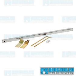 Traction Bar, Engine Brace, Chrome